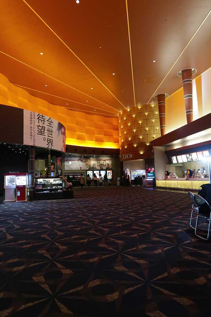 映画館の雰囲気は大好きです