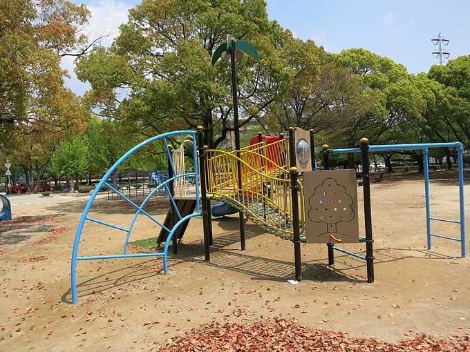 西武庫公園すべり台
