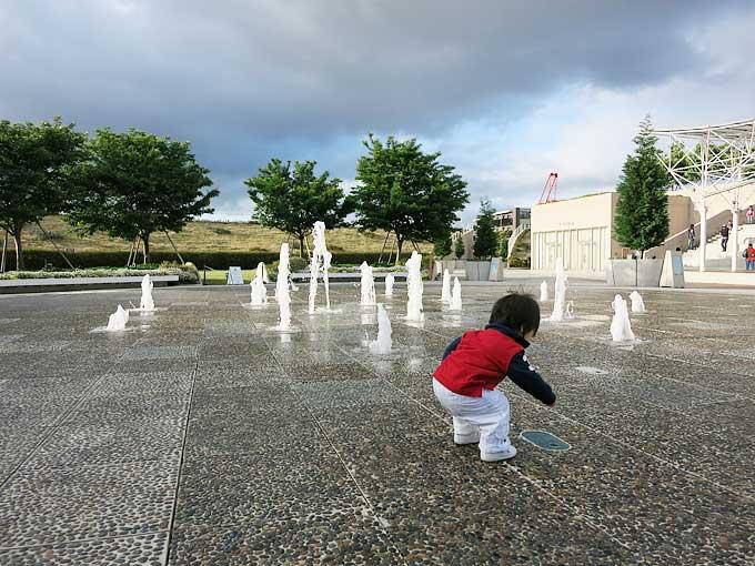 阪急・西宮ガーデンズ(スカイガーデンズ)・噴水