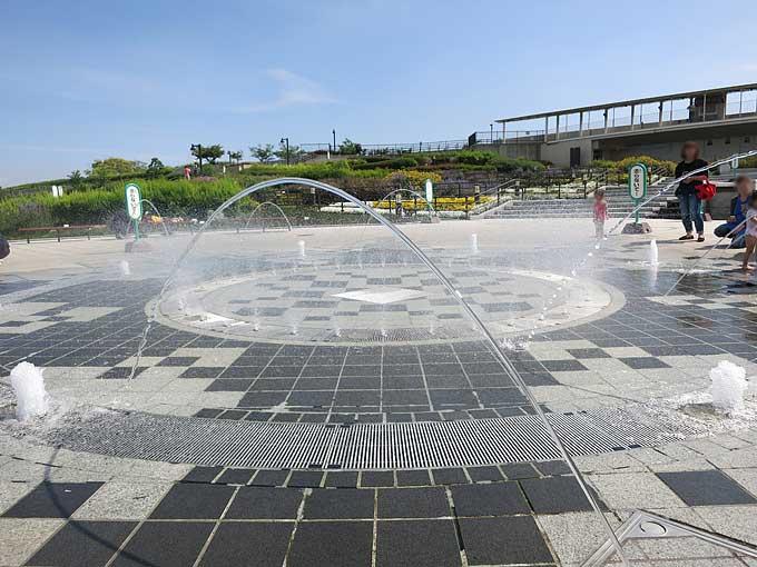 伊丹スカイパーク・噴水