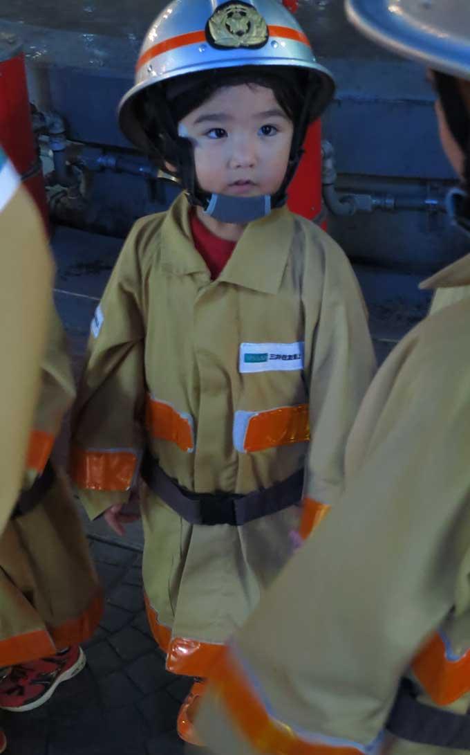 消防署のアクティビティ完了です!!
