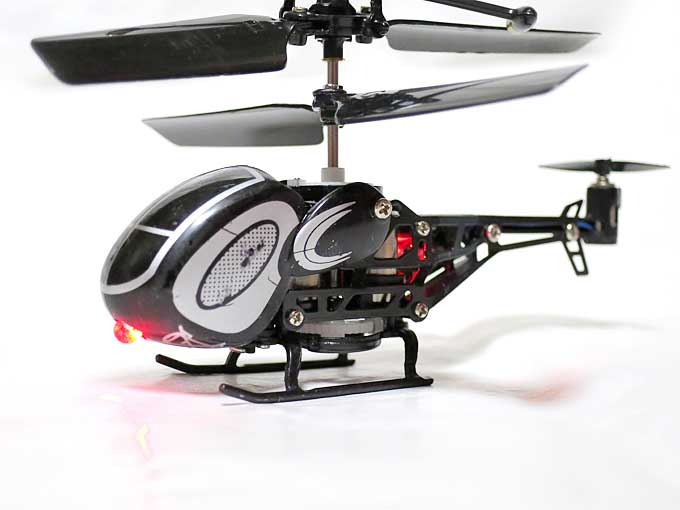 micro helicopter3 電気