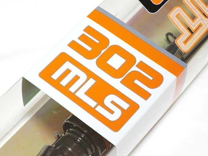 OGK(大阪漁具) バスロッド OGK(大阪漁具) エクセレントキッズ 302MLS オレンジ
