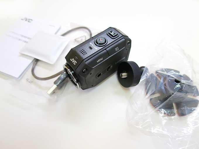 JVC GC-XA2 付属品
