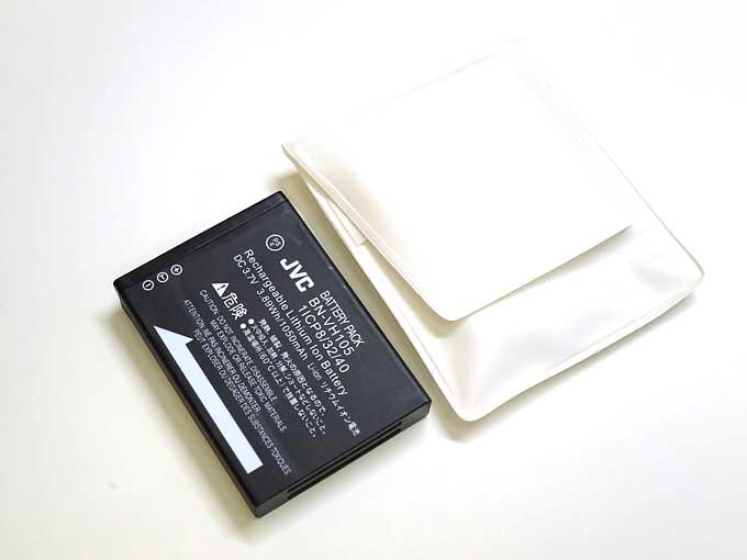 JVC GC-XA2電池