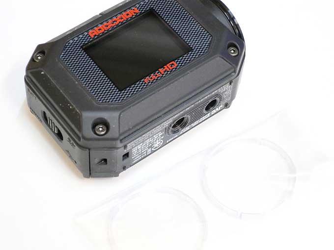 GC-XA2・レンズプロテクター