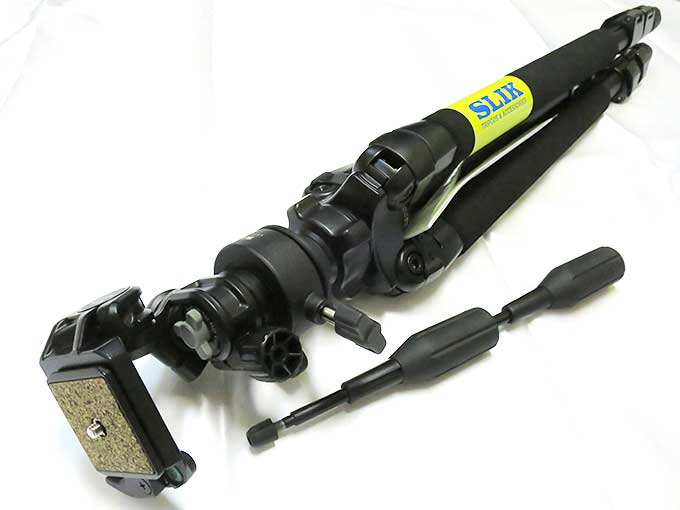 SLIK プロ 500 HD-LVN