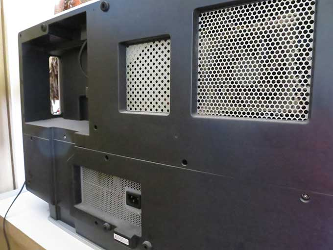テレビ一体型PC