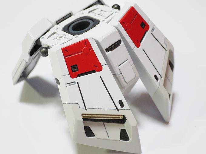 MG ニューガンダム Ver.kaの腰