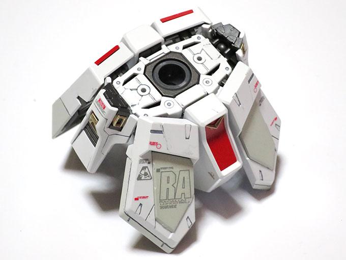 MG ニューガンダム Ver.ka 腰デカール