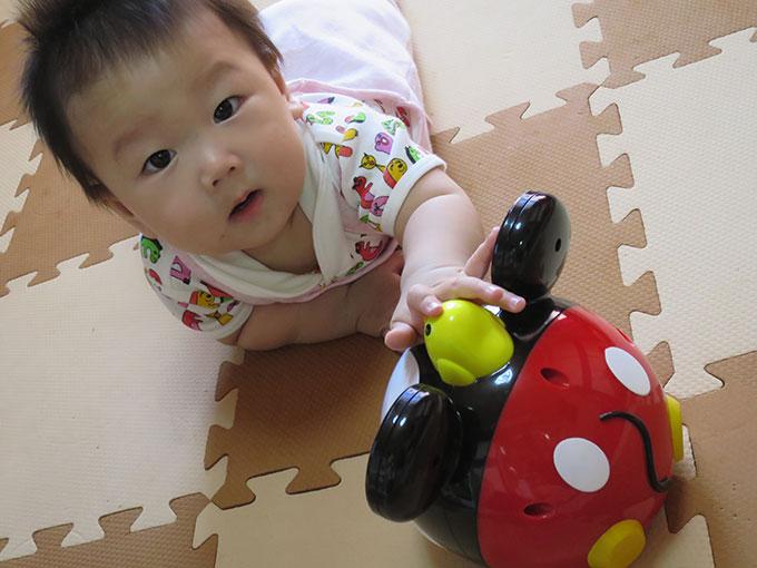 幼児も夢中で遊べます!!