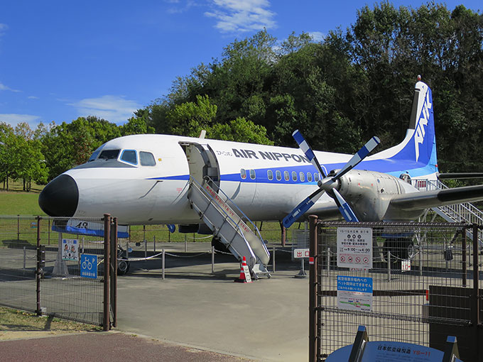 日本唯一の国産旅客機