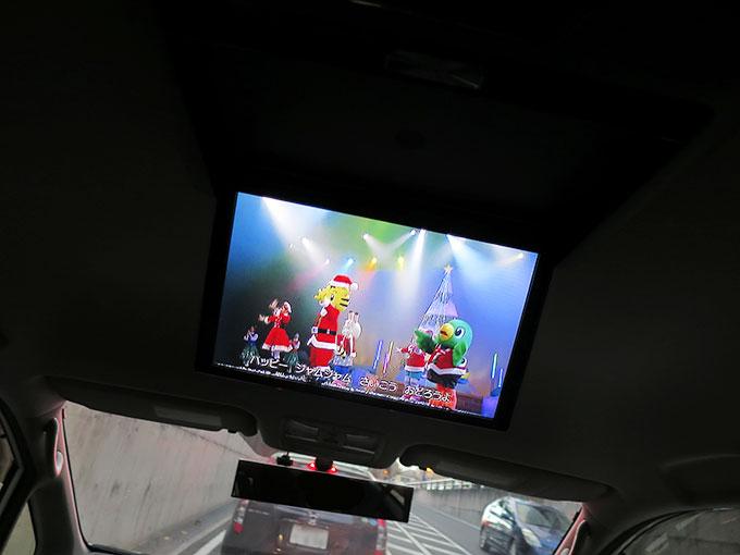 帰りの車内はコンサートのDVD