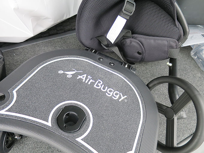 AirBuggy 2WAY BOARDのパーツ