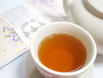 とんかつ「かつくら」の京番茶が最高に美味しい!!