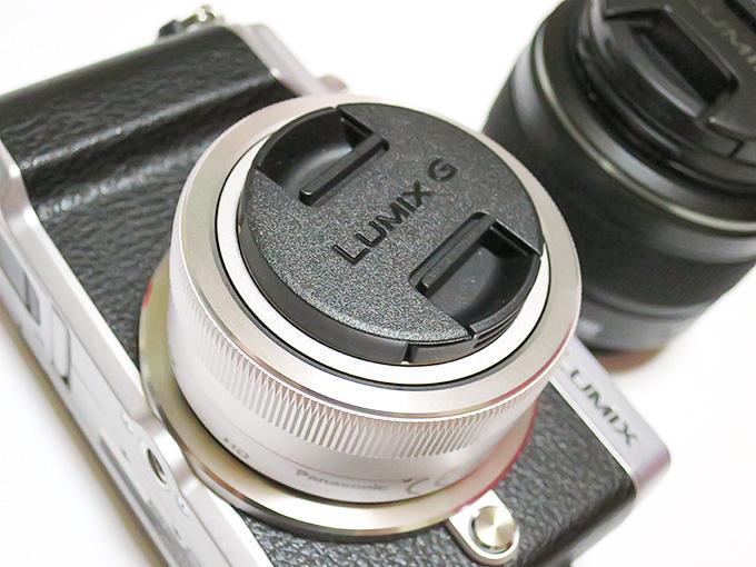 LUMIX GX7 Mark II標準ズームレンズキット