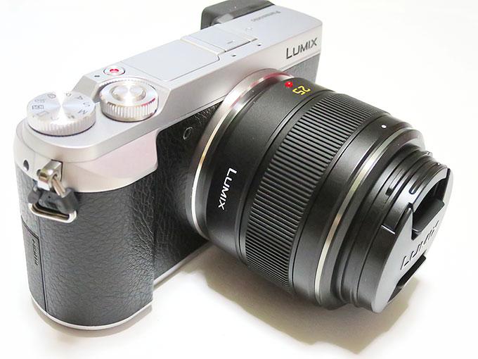 LUMIX GX7 Mark IIと LEICA DG SUMMILUX 25mm F1.4 ASPH.