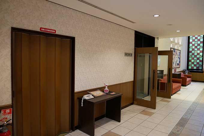 鈴鹿サーキットホテルのWest館に到着
