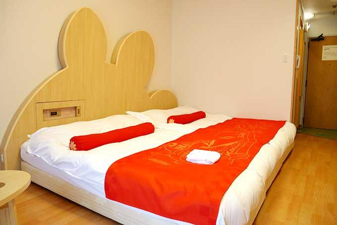 綺麗なベッド!!