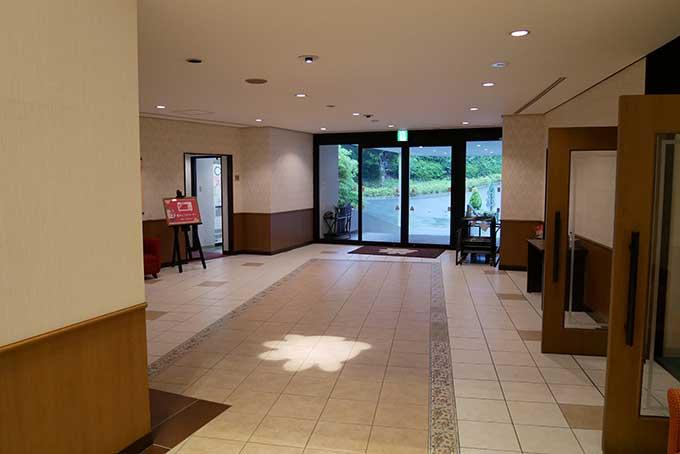 鈴鹿サーキットホテルのWest館