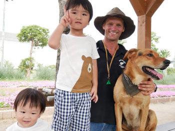 【神戸どうぶつ王国】動物と触れ合える屋外のアウトサイドパーク!!