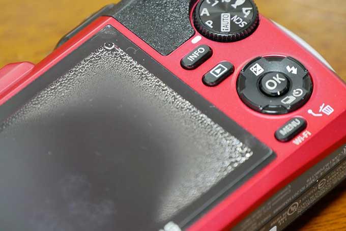 防水カメラ「TG-4 Tough」が水没