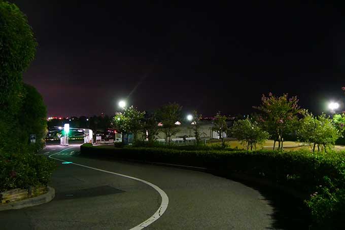 リゾ鳴尾浜の夜