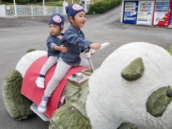 【後編】関西・子供が遊べる『みさき公園』のアトラクション紹介!!