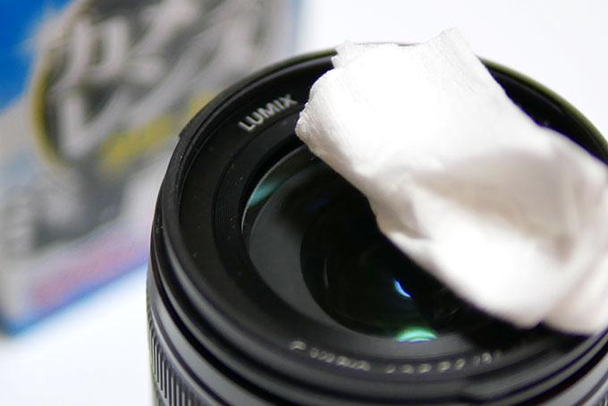 激落ちくん カメラレンズクリーナーでひと拭き