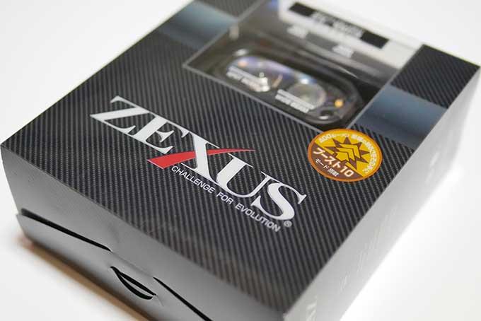 冨士灯器 ヘッドライト ゼクサス ZX-700 ブーストモデル