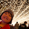 【なばなの里】招待チケット入手!光のイルミネーションは最高!!
