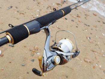 雨が降る前に少しだけ釣り場へ