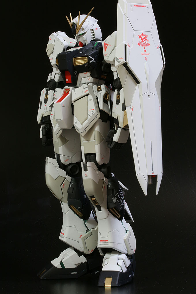 MG ニューガンダム Ver.ka の完成