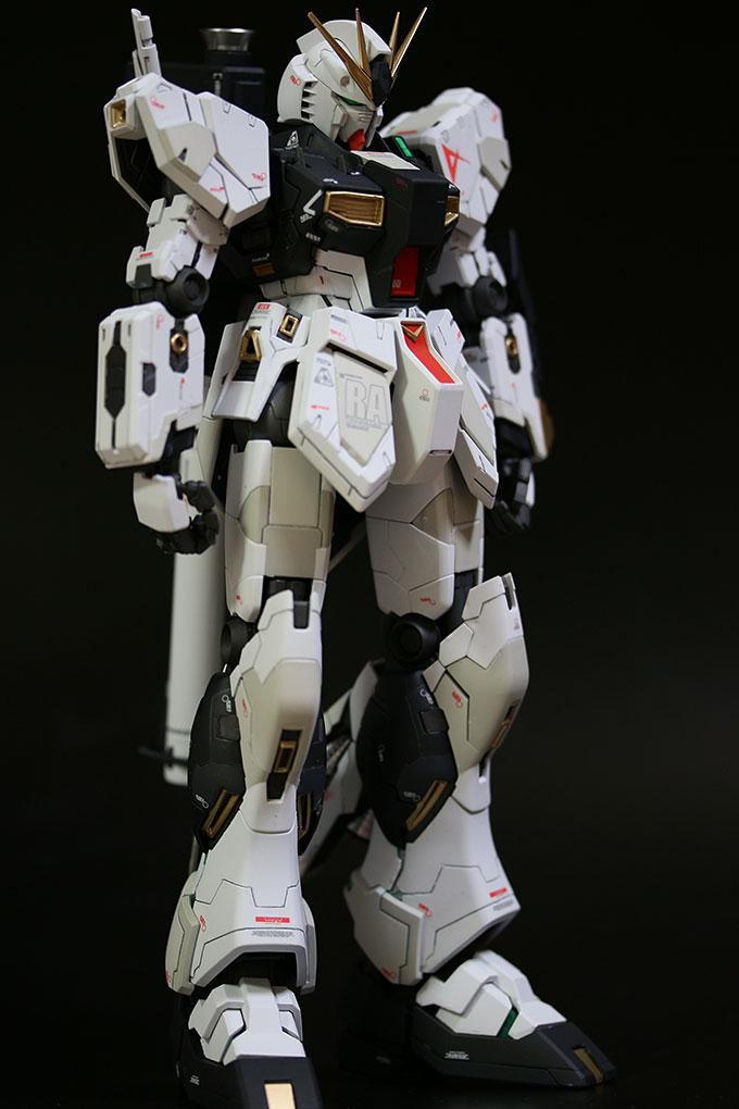 MG ニューガンダム Ver.kaの完成②