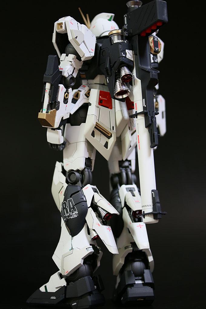 MG ニューガンダム Ver.ka 背面