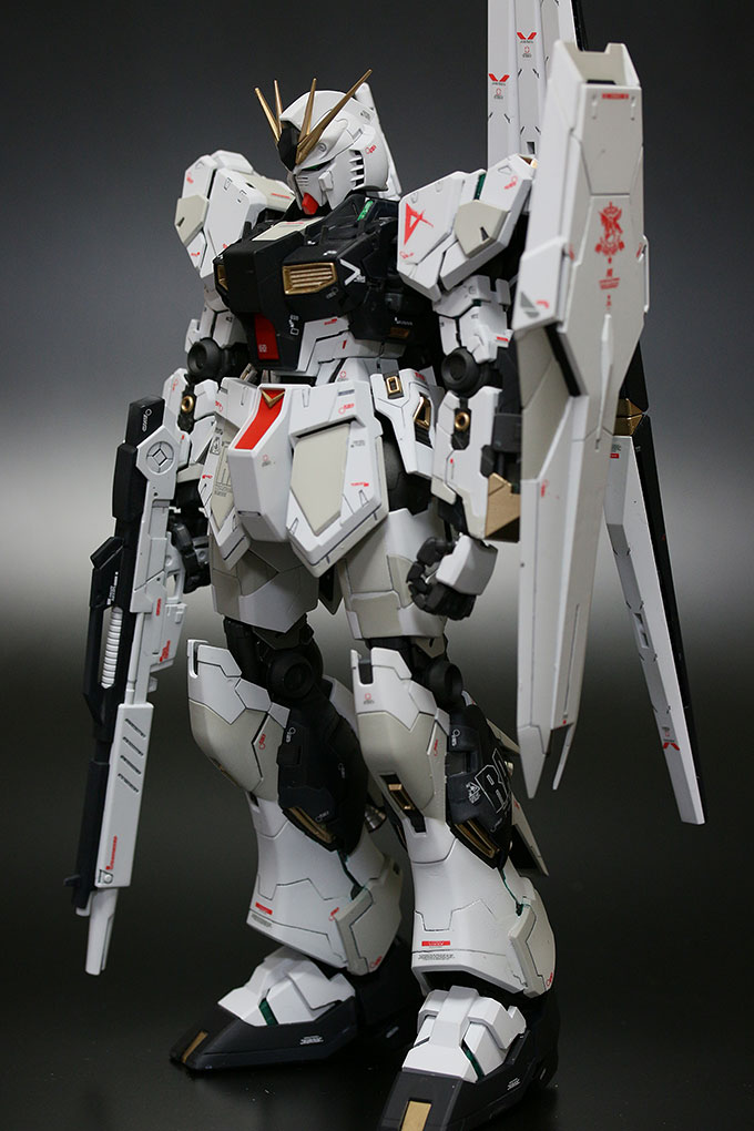 MG ニューガンダム Ver.ka