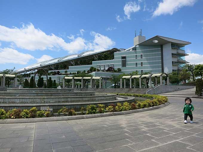 阪神競馬場の公園・セントウルガーデン