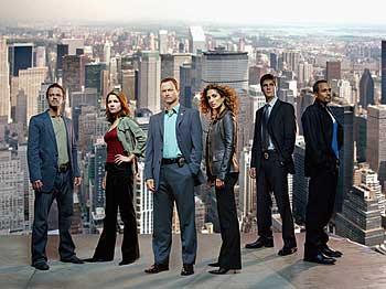 第8位 CSI:ニューヨーク