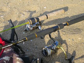 今年初の親子釣行を楽しんで来ました!!