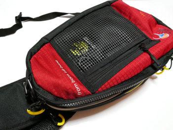 MAZUME REDMOON ONE SHOLDER BAG Ⅲ レッド