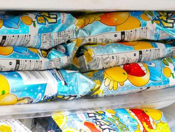 暑い夏にオススメのアイス!シャリシャリ君が美味しい!!