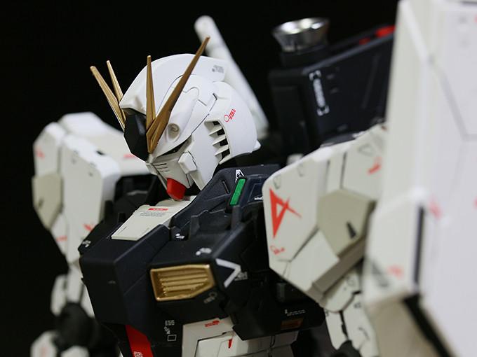 MG ニューガンダム Ver.ka 完成編 -ノーマル版-