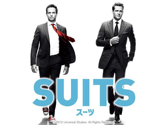 海外ドラマ「SUITS/スーツ」第3シーズン放送開始!